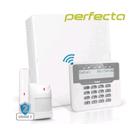 PERFECTA-32-WRL-pack-met-wit-draadloos-LCD-bediendeel-draadloos-magneetcontact-en-draadloze-PIR
