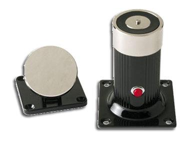KM-602 Kleefmagneet met flexibele ankerplaat voor wandmontage