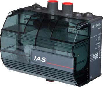 Aspiratie detectie unit IAS-2 geschikt voor 2 buizen